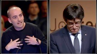 TV3 - Divendres - El perfil de Carles Puigdemont i Marcela Topor Abonnez-vous à notre chaîne sur YouTube : http://f24.my/youtube En DIRECT - Suivez