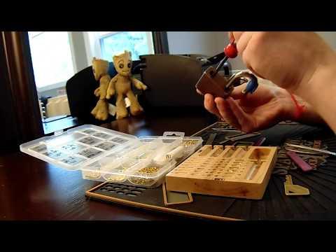 HeLP's Basic Locksmithing