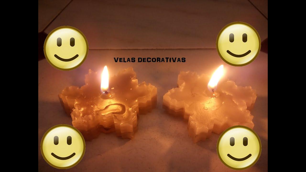 Manualidades como hacer velas decorativas youtube - Como hacer velas ...
