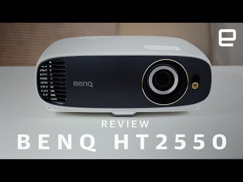 Benq HT-2550 projector Review