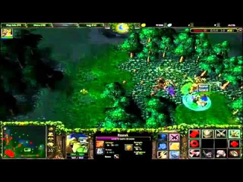 dota 6 74 download for free skidrow gameplay youtube