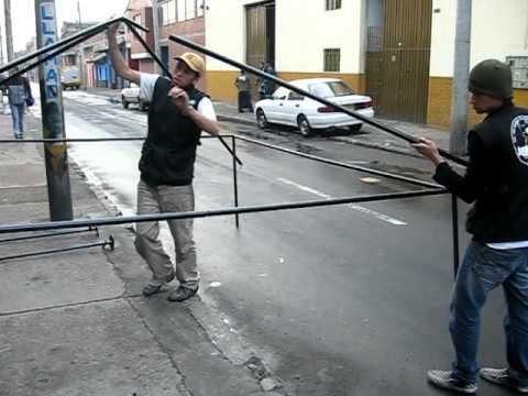 Carpa sahara blackdog ing ltda 3x3m desinstalacion de for Como hacer un criadero de carpas