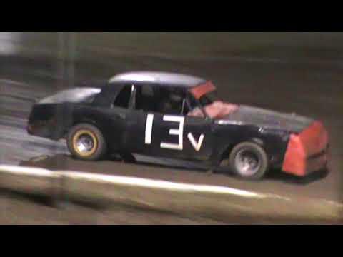 Factory Stock Heat Race Humboldt Speedway 9/8/17