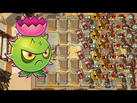 Plants Vs Zombies 2 Hack - Ancient Egypt day 34 - Games bii