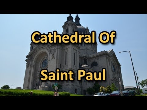 Cathedral of St Paul Tours - Guided in Minnesota