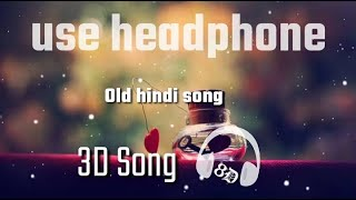 Hindi mashup 3d song (heart beet king ) 8d audio / old