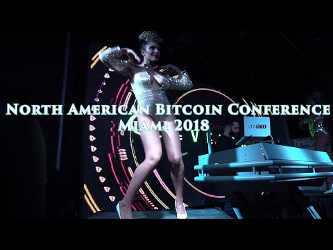 Day 1 North American Bitcoin Conference with Investitute