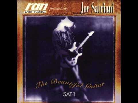 Joe Satriani - the beautiful guitar (full album)