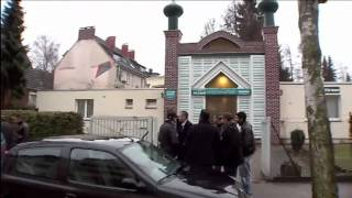 Muslime für Frieden - Plakataktion in Hamburg - Islam Ahmadiyya