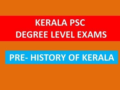 kerala psc|degree level exams|kerala history|part 1