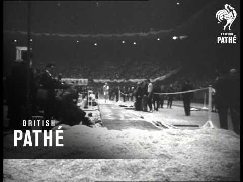Millrose: Indoor Athletics (1947)