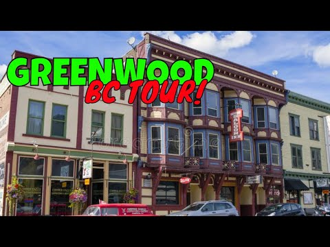 Greenwood bc - AMAZING TOWN TO LIVE OFF GRID !