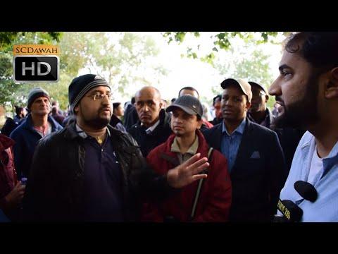 **Must Watch** P1 - Seek Justice! Adnan Vs Raj (Sikh) |  Speakers Corner | Hyde Park