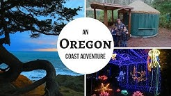 Freezing Cold Yurt in Coos Bay | An Oregon Coast Adventure