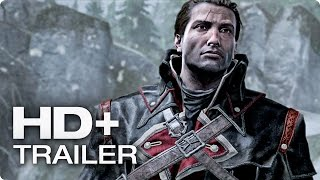 ASSASSINS CREED ROGUE Launch Trailer | Deutsch German 2014 [HD+]