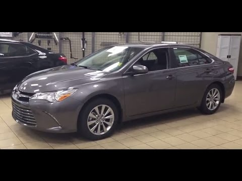 2017 Toyota Camry Xle Review Youtube