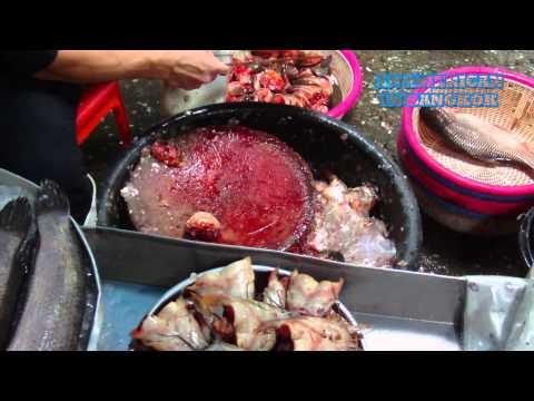 This is Thailand - A Walk Through Bangkapi Market