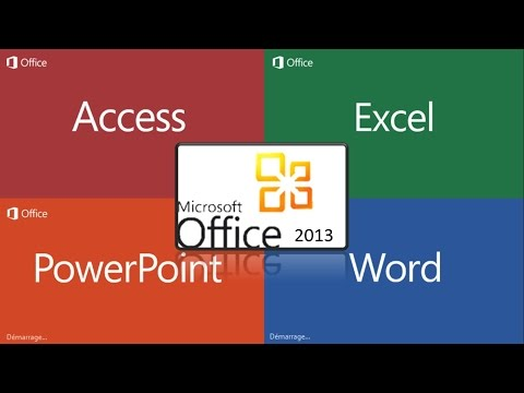 Télécharger Microsoft Office 2013 + licence