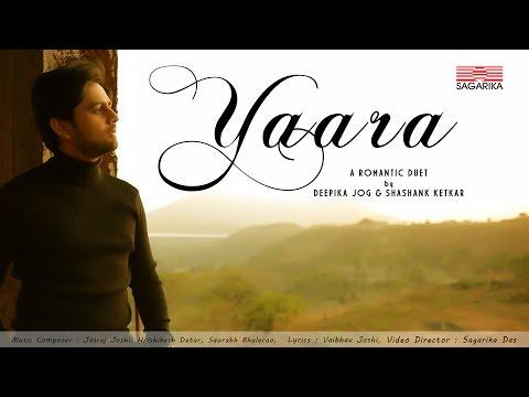 Shashank Ketkar singing a song 'Yara'