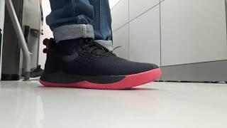 Nike Lebron Witness 3 on feet - YouTube