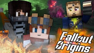 THE WORST WASTELANDERS! Minecraft FALLOUT ORIGINS #2 ( Minecraft Roleplay SMP )