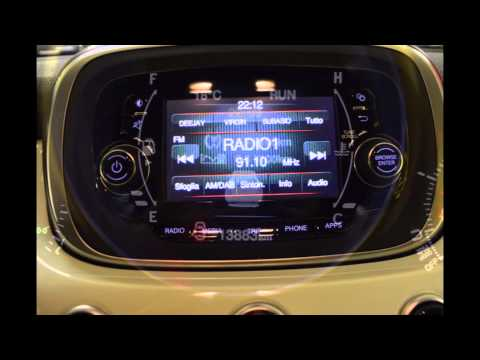 Fiat 500x pop star plus doovi for 500x hdmotori