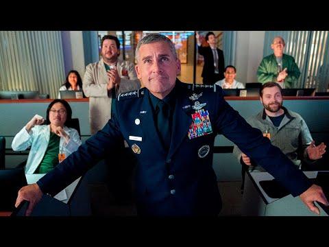 Космические Войска \ Space Force — Русский Трейлер #1 (сериал, 2020)