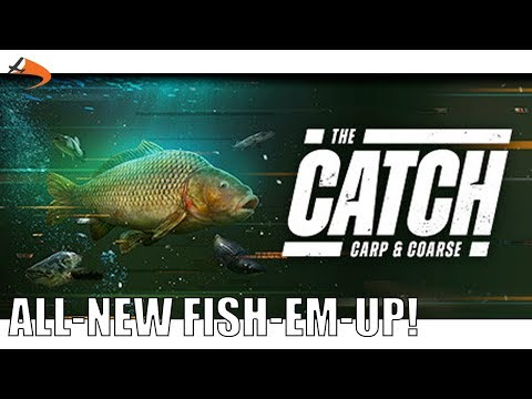 The Catch Carp & Coarse - Dovetail Games NEW Fishing Game! | Drawyah