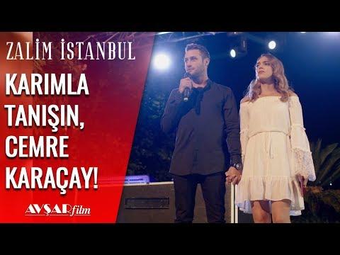 Karımla Tanışın, Cemre Karaçay! - Zalim İstanbul 14. Bölüm