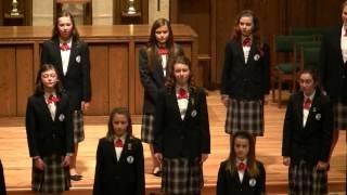Concert Choir: O Lovely Peace