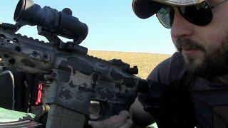 "320 yards w/ 11.3"" AR - 11 3"" ARP Part 2"