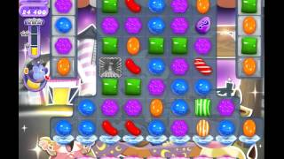 Candy Crush Saga Dreamworld Level 244 - No Boosters