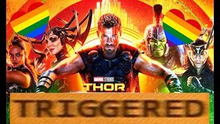 Thor Ragnarok CRACK || So Many Ships ( ͡° ͜ʖ ͡°)