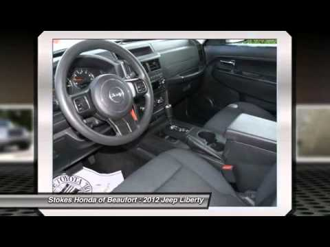 2012 jeep liberty beaufort sc 9547p youtube for Stokes honda used cars