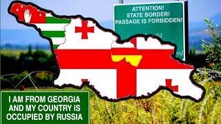 Ползучая оккупация Грузии / Российские солдаты в Грузии