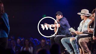 Baixar Entrepreneur Pitches His Spotify Alternative to Ashton Kutcher at the WeWork Creator Awards