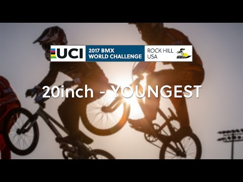 2017: Worlds Challenge - 20inch Youngest categories