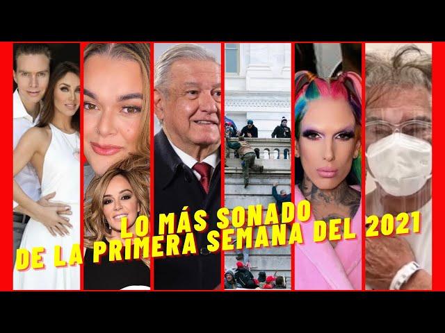 NotiCreo #1: Irrumpen el Capitolio, Divorcio de Kim Kardashian, Trump no asistirá a la inauguración