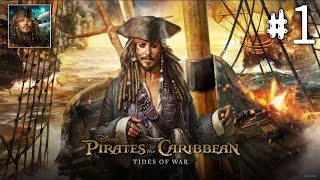Pirates Of The Caribbean: Tow || Android Gameplay (HD) #1 screenshot 2