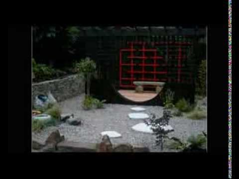 Time-lapse -- building a Japanese Garden