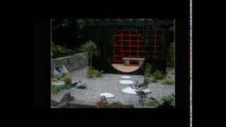 Time-lapse -- Building A Japanese Garden