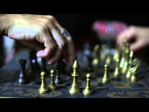 The King's Gambit - a short film about chess and war