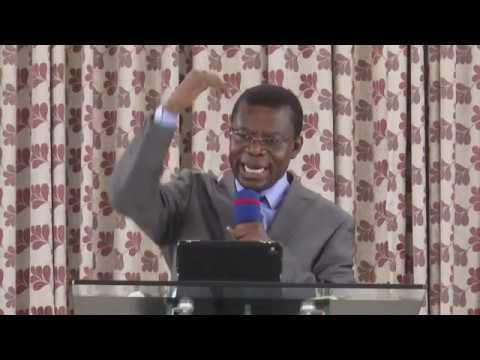 The Lordship Of Christ - Apostle E. Gyesi-Addo