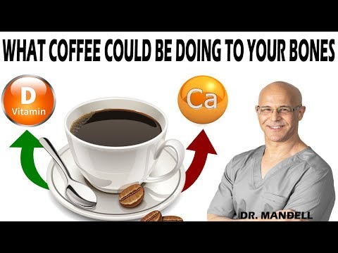 WHAT COFFEE COULD BE DOING TO YOUR BONES - Dr Alan Mandell, DC