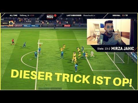 DIESER TRICK IST OP - FAST JEDER FREISTOSS IST DRIN!   FIFA 18 ULTIMATE TEAM