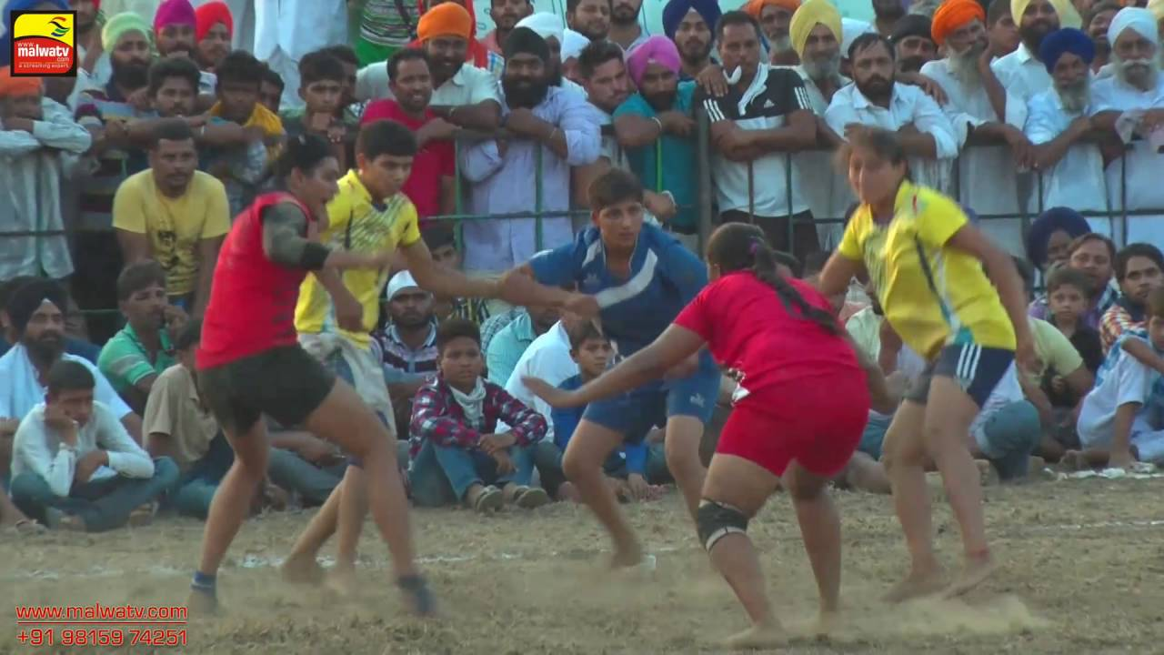 PUNJAB vs HARYANA || KABADDI SHOW MATCH (GIRLS) | GURU KI WADALI (Amrirtsar) OFFICIAL FULL HD VIDEO
