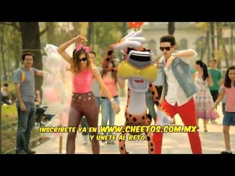 Muévete al ritmo de Chester Cheetos® y EME15   Chicle Videos De Viajes