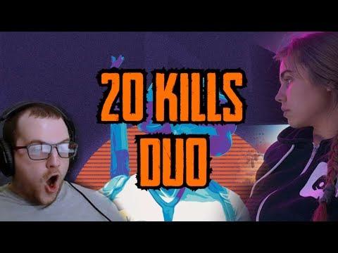 DANUCD & ASHEK 20 KILLS DUO WIN | Danucd