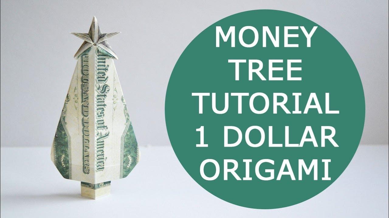 How to Make an Origami Christmas Tree   720x1280