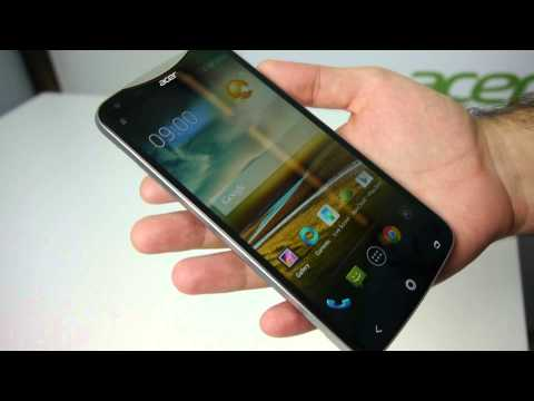 Acer Liquid S2 Review Videos